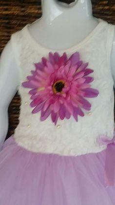 Pink flower girl Easter dress sz 4 on Mercari Girls Easter Dresses, Kids Boutique, Pink Flowers, Tutu, Tie Dye, Women, Fashion, Moda, Ballet Skirt