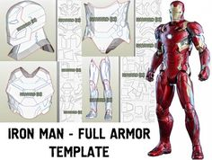 Check out our iron man cosplay selection for the very best in unique or custom, handmade pieces from our costumes shops. Iron Man Cosplay, Cosplay Armor, Cosplay Diy, Halo Cosplay, Iron Man Helmet, Iron Man Suit, Iron Man Armor, Iron Man Pepakura, Pepakura Helmet