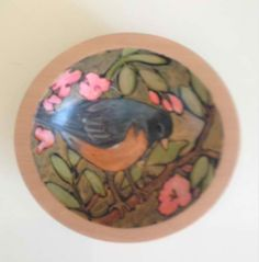 Hand painted bowls by nancyschaff Sold