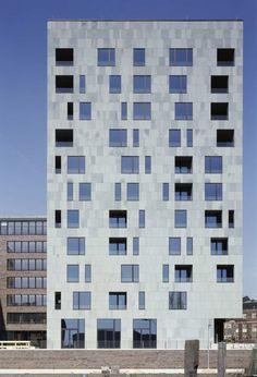 Hamburg Brooktorkai / Antonio Citterio And Partners