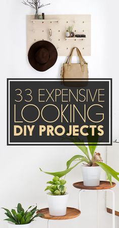 33 Expensive-Looking DIY Projects