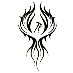 phoenix tattoo design - Buscar con Google