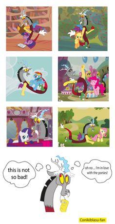 Discord friendship is magic by CoNiKiBlaSu-fan on deviantART