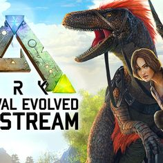 Nice Making Friends And Taming Beasts In Ark: Survival Evolved GameSpot Live