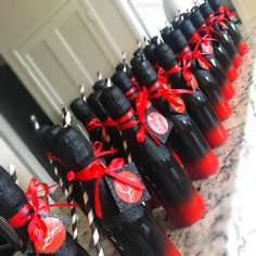 Louboutin inspired champagne party favors & gifts   Contact to order…