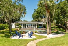696 Chesapeake Dr Tarpon Springs, FL 34689 3-Bedroom, 2-Bathroom Single Family Home,Waterfront