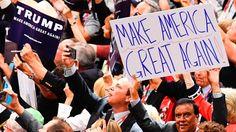 2016 Republican National Convention (Source: AP / dpa)