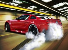 Ford Mustang GT 2010 by blackdoggdesign on DeviantArt