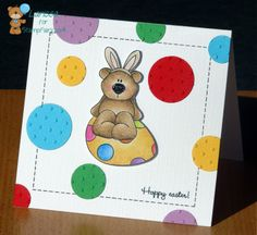 Car-D-elicious: Stampfairy - Toby easter