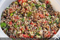 Quinoa-Taboulé (Rezept mit Bild) von Parmigiana | Chefkoch.de