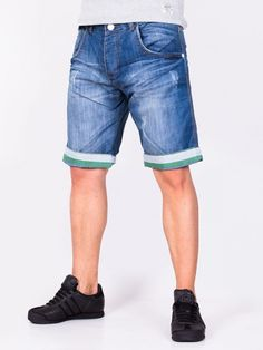 Blugi scurti Star IV Bermuda Shorts, Denim Shorts, Design, Women, Fashion, Moda, Fashion Styles, Fashion Illustrations