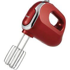 Oster® 7 Speed Clean Start™ Silver Hand Mixer with Storage Case