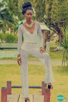 Designer Mwanza Glenn  Brand :Wanza's Designs  Photo Credits : Jay Carter  Model:Shonnett Cain