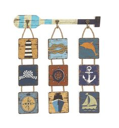 Nautical decor home. It is important to choose the right mixture of nautical home decor. Set up your nautical decoration by selecting components that tie it together. Nautical Theme Decor, Nautical Design, Nautical Home, Coastal Decor, Coastal Style, Coastal Living, Grey Wood, Distressed Wood, Wood Wall Art