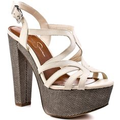 Jessica Simpson Cizal Ivory in White (ivory)   Lyst