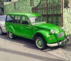 2cv stationwagon