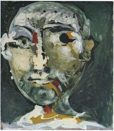 """Pablo Picasso, """"Portrait of a man"""", 1965"""