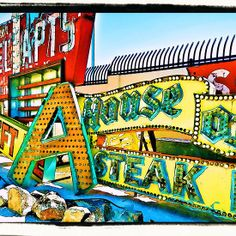 Las Vegas Glory Days, Available in Prints, Posters & Greeting Cards at Red Bubble.