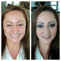 Smokey eyes | bridal makeup | makeupbywendyzerrudo.com