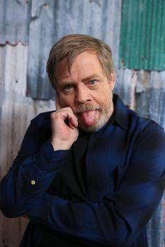 Mark Hamill Luke Skywalker, Film Trilogies, Voice Acting, Star Wars Film, Princess Leia, Best Actor, American Actors, Starwars, Sweet