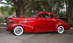 1937 Buick resto-mod
