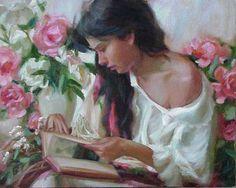 pintura de Roldan de Moras