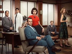 Highlights from Season One of 'Masters of Sex' | http://bit.ly/1kZ9uZa | #MastersOfSex #TV #women