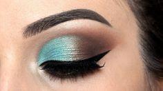 JACLYN HILL X MORPHE PALETTE - Pool Party Mini Eye Makeup Video