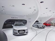 Audi - IAA Frankfurt 2011 | Schmidhuber