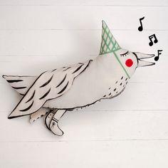 Petey Bird by romawinkel on Etsy.