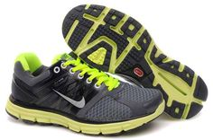 new style d91f4 3cf25 Discount Mens Nike Lunarglide 2 Gray Fluorescence Green Shoes Factory,  wholesale Nike Sport Shoes, discount Nike Sport Shoes, Womens Nike Sport  Shoes, ...