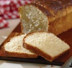 Brioche de Iogurte - Máquina de Pão