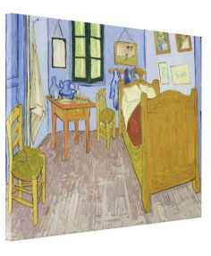 Van Gogh's Bedroom in Arles by Vincent Van Gogh #Stretched #Canvas #Prints. #VanGogh #bedroom #arles #art #painting