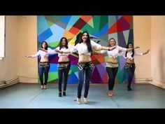 Drum solo - belly dance - YouTube