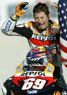 Hayden champion motogp 2006