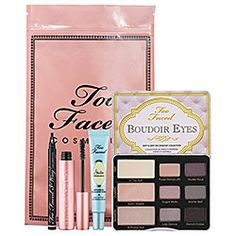 With nine colours to play with, you'll have a variety of smoky looks to choose from this latest set by Too Faced: http://beautyninetofive.com/2014/03/25/beauty-jobs-too-faced-cause-a-scandal-set/
