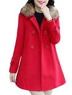 MEXI Women's Winter Woolen Jacket Korean Doubl Breasted Collar Slim Casual Coat MEXI http://www.amazon.ca/dp/B016WGFIYS/ref=cm_sw_r_pi_dp_Bflkwb0QE7S2Y