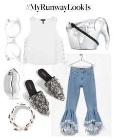 """""""Easy glam"""" by mariapollypocket ❤ liked on Polyvore featuring rag & bone, STELLA McCARTNEY and Loewe"""