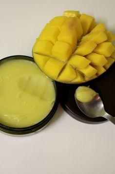 Mon évolution capillaire: Comment faire son beurre de mangue maison