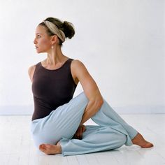 Glute stretches can relieve tightness in the buttocks and outer thigh.