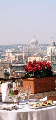 Luxury Lifestyle - Rome, Italy.