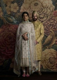 Sabysachi suits: Stylish must-haves that will steal your heart away Ethnic Fashion, Indian Fashion, Sabyasachi Suits, Ethnic Suit, India First, Bollywood Celebrities, Fashion Games, Simple Outfits, Horoscopes