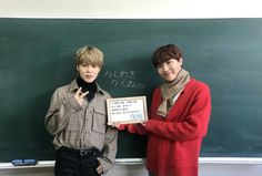 『BTS_jp_official』  How was todays #ZIP?  We were nervous about the surprise, but seeing everyone so happy made us very happy ❤️ We're going to work even harder so that we won't lose either! 😆  📷:  Mr. J-HOPE & Mr.JIMIN We look forward to working with you!  Please eat a lot!