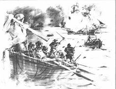 Beautiful sketch of soldiers attacking at once #sketch