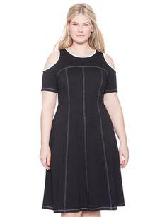 Plus Size Circle Midi Skirt   Fashion To Figure   FTF + New ...