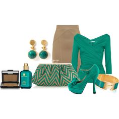 Featuring Bella - Emerald Mojo Moxy - love the color!