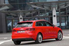 Audi A3 e-tron configuration - http://autotras.com