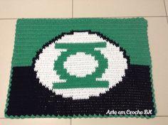 Tapete Lanterna Verde - Green Lantern
