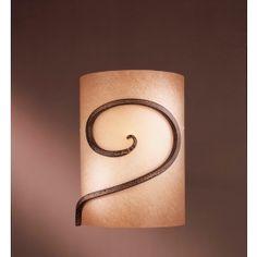 Minka-Lavery - 734-355 - Caspian 1 Light Wall Sconce $63.50 Lamps.com  #Inhabitatlamps
