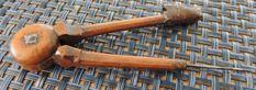 century Fruit Wood Divider for sale - Geometricum Old Scientific Instruments for sale Scientific Drawing, Instruments, 15th Century, Divider, Fruit, Wood, Period, Measuring Instrument, Woodwind Instrument